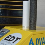 EDT Machine filters residual engine deposits