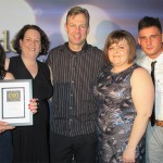 Kinnons Garage Best Tradesmen Award